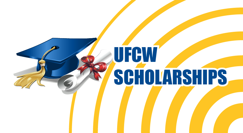 Union Scholarships for UFCW Canada members